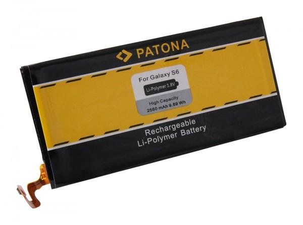 PATONA Batterie pour Samsung S6 Galaxy S6