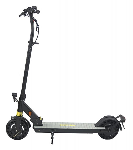 PATONA E-Scooter PT13-1 with road approval height adjustable 8 inch