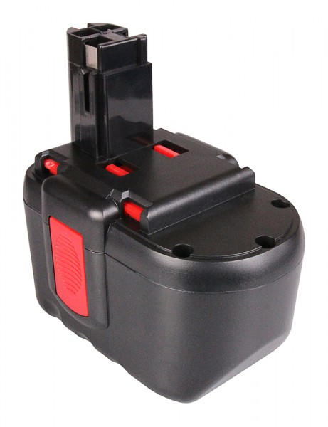 PATONA Batterie pour Bosch BAT031 Bohrhammer GBH 24 V GBH 24 VF GBH 24V Professional