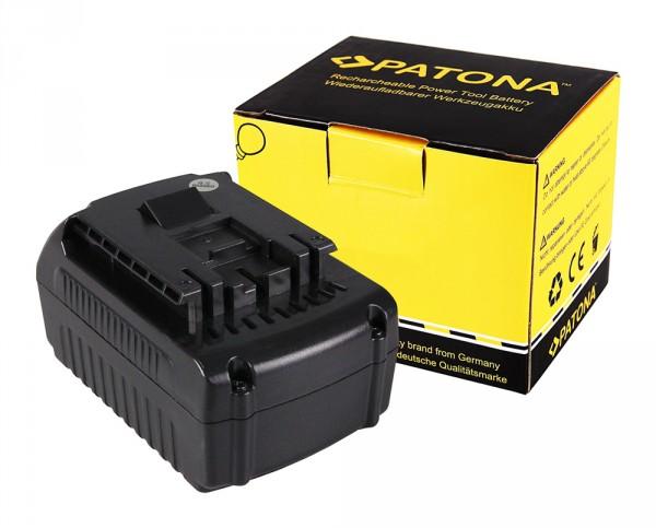 PATONA Battery f. Bosch 17618 24618 25618 BAT609 GCB 18 V-LI