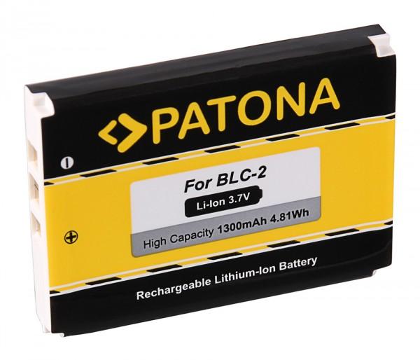 PATONA Batterie pour Obi 3310 Wolverine S501 3310 3310 Nokia 3310 1220 1221 1260
