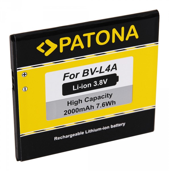 PATONA Battery f. Nokia BV-L4A Lumia 830 BV-L4