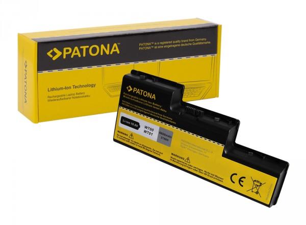PATONA Akku f. Lenovo ThinkPad W700 W701 ThinkPad W700 W700ds W701 W701ds