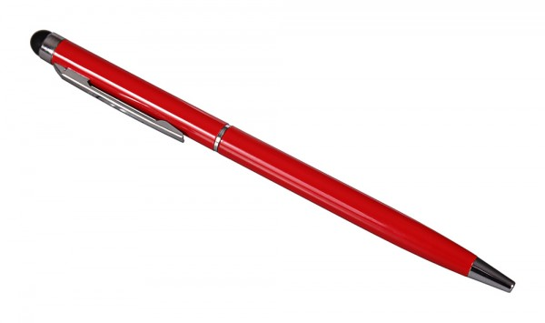 PATONA 2in1 Touchpen slim rot red