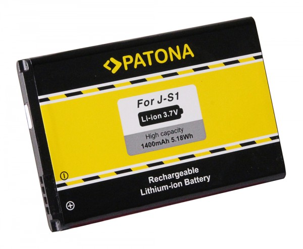 PATONA Battery f. Blackberry Curve 9320, Curve 9720 J-S1, ACC-46738-201
