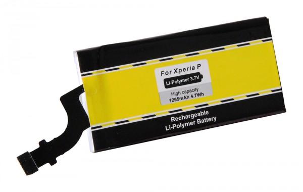 PATONA Batterie pour Sony Ericsson XPERIA P (LT22i) Xperia LT221 P