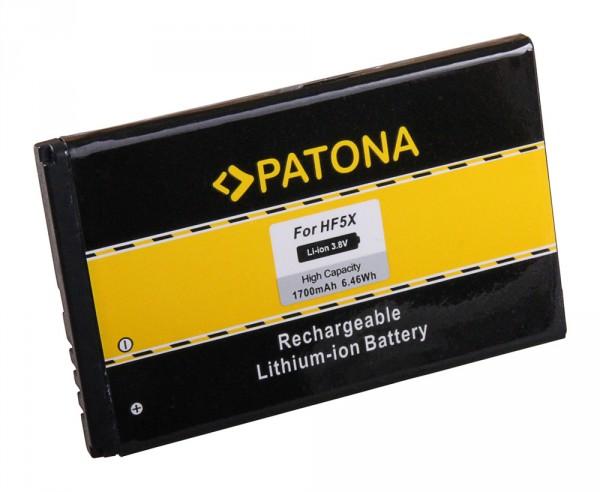 PATONA Batterie pour Motorola DEFY + MB 526 Defy + Defy Plus Defy mini MB526 MB835