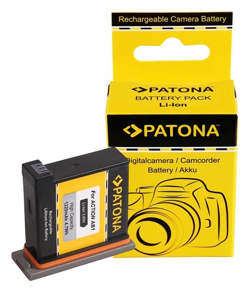 PATONA Battery f. DJI Osmo Action Cam AB1 P01