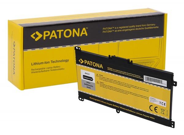 PATONA Akku für HP BK03 Pavilion X360 BK03XL 916811-855 TPN-W125 HSTNN-LB7S HSTNN-UB7G