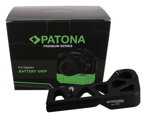 PATONA Premium Handgriff GB-X1EM für Sony A9 A7M3 A7R3 A7M2 A7R2M2