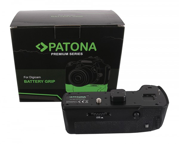 PATONA Premium Battery Grip for Panasonic GH5 DMW-BGGH5RC for 1 x DMW-BLF-19 batterie incl. 2,4G wireless control
