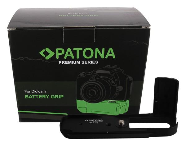 PATONA Premium Handgrip GB-X100 for Fujifilm X100 X100s X100t