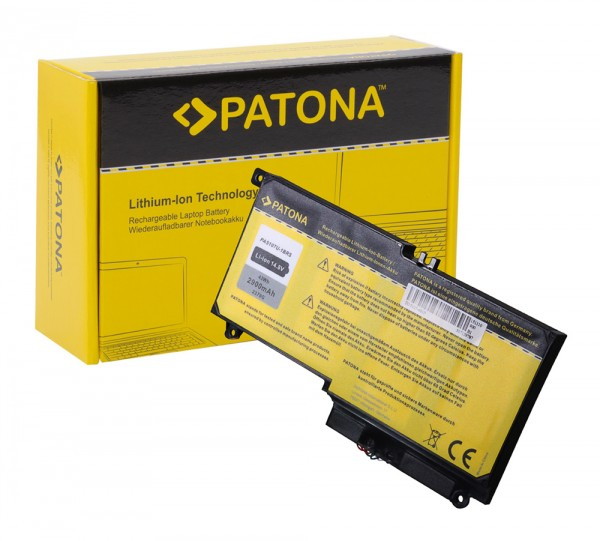 PATONA Battery f. Toshiba L55-A5226, L55Dt-A5253, L55-A5234, PA5107U-1BRS