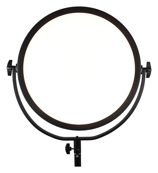 PATONA Premium LED sanftes Fotolicht Videolicht SL-360ARC