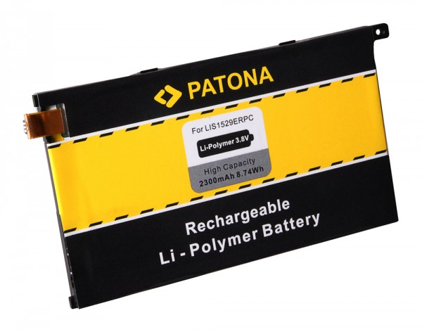 PATONA Batterie pour Sony Xperia Z1 Compact Compact D5503 Xperia Z1 Compact Xperia
