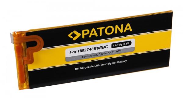 PATONA Batterie pour Huawei Ascend G7 Ascend G7 Plus G7-TL100 Maimang Maimang 4