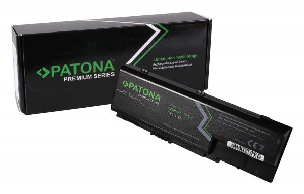 PATONA Premium Battery f. Acer Aspire 5310 5520-6A2G12Mi 5710Z 5720 14,8V